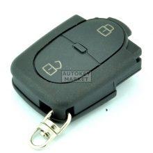 Корпус за Audi с 2 бутона