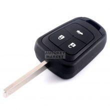 Корпус за Chevrolet с 2 бутона