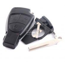 Корпус за смарт ключ за Mercedes с 3 бутона