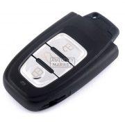 Кутийка за смарт ключ за Audi А8 с 3 бутона