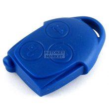 Корпус за Ford Tranzit с 3 бутона – син цвят