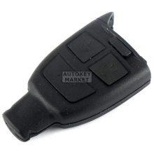 Корпус за смарт ключ за FIAT с 3 бутона