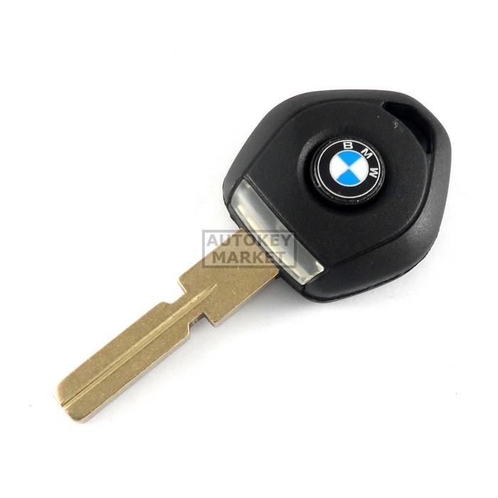 BMW HU58 Transponder Key With Light