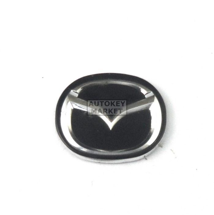 Mazda Key Sticker Plastic