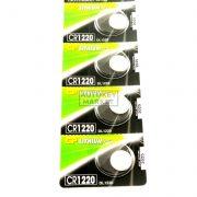 Lithium Battery GP CR1220 3V