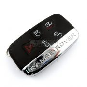 Remote key for Land Rover Discovery 5 buttons
