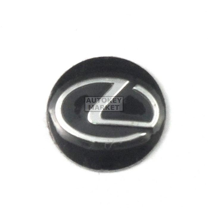 Емблема за Lexus 14мм Метална